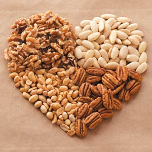 Nuts-and-heart