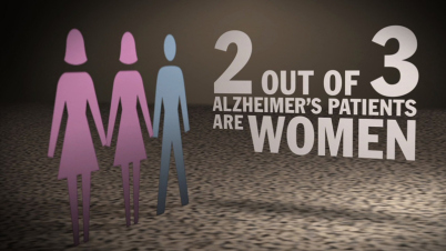 Report: Alzheimer's far more likely than breast cancer in women over 60