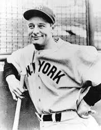 Lou Gehrig ALS
